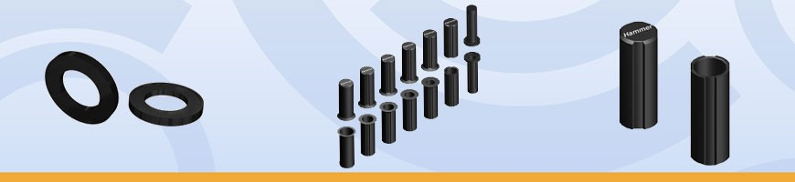 BUSHINGS AND WASHERS
